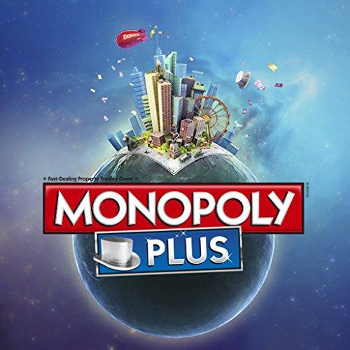 Hasbro Monopoly Plus  - PS4 Digital Code