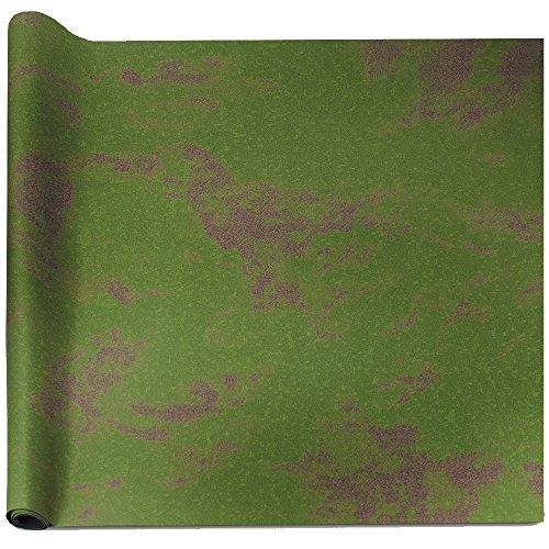 Stratagem 6 x 4 Open Field Grass Terrain Neoprene Tabletop Wargaming Grass Field Battlemat with Carrying Case
