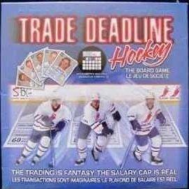 Trade Deadline Hockey board game by Specialty Board Games