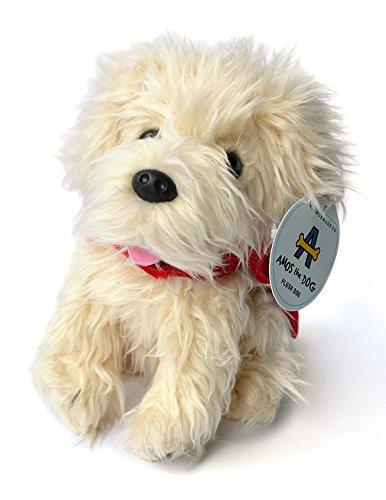 Amos the Dog Plush Toy