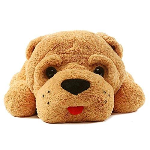 Kaylee Ryan 47 Sleeping Shar Pei Dog Plush Toy Pillow