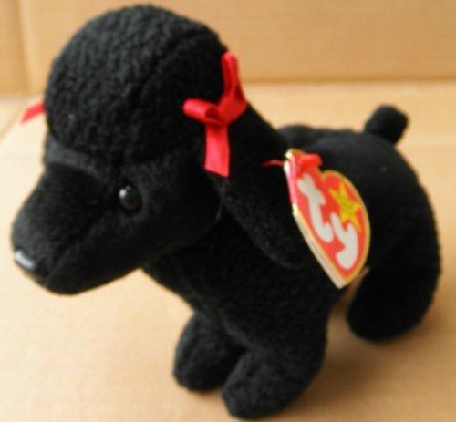 TY Beanie Babies GiGi the Poodle Dog Plush Toy Stuffed Animal by Unknown