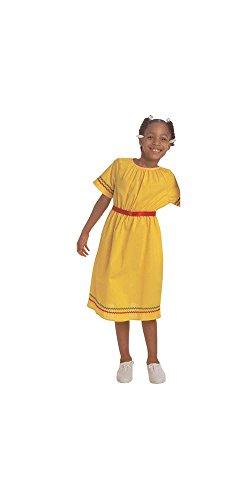 Traditional Spanish Girls Dress Costume