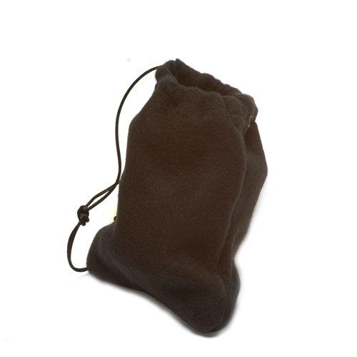 Black Fleece Two Pocket Dice Bag