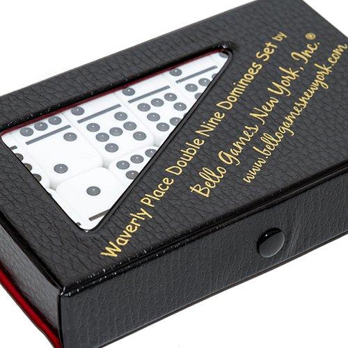 Waverly Place Double Nine Dominoes Set