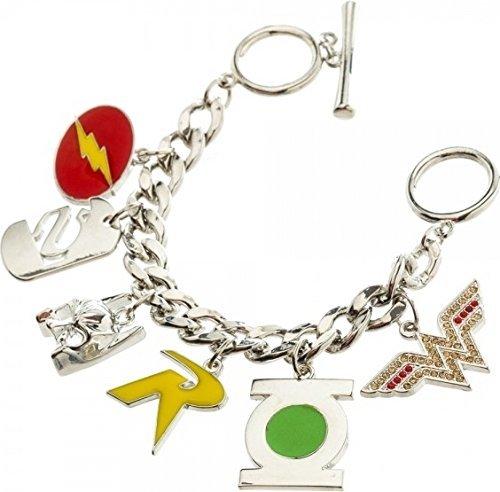 Bracelet - DC Comics - Hero Charm New Toys Gifts Licensed fj2aljdco by DC Comics