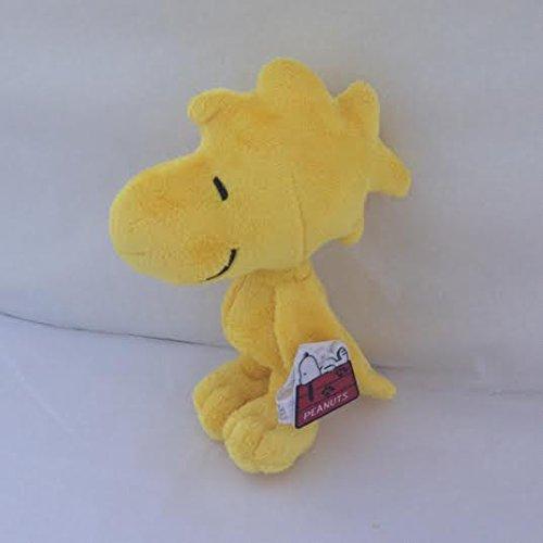 Peanuts Woodstock Bird Super Soft Plush Toy 7 Inch