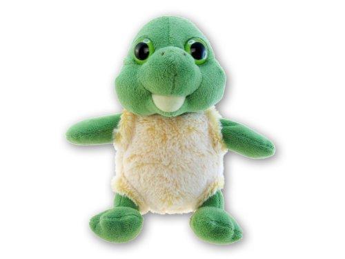 Puzzled Large Sitting Sea Turtle Super Soft Plush Toy