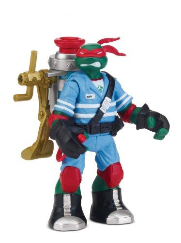 Teenage Mutant Ninja Turtles Mutant Ooze Launchin Raph Action Figure