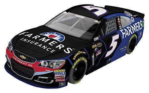 Lionel Racing Kasey Kahne 5 Farmers Insurance 2016 Chevrolet SS NASCAR Diecast Car 164 Scale