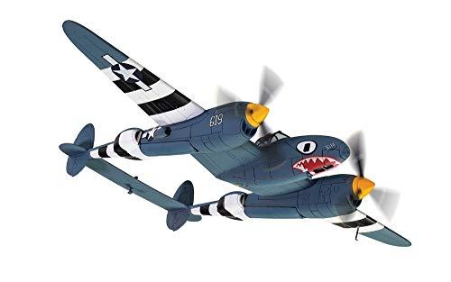 Corgi Diecast F-5E Lightning RitaRuth USAAF 27th Photographic Reconnaissance Squadron 172 WWII Military Display Model AA36614