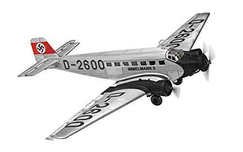 Corgi Diecast Junkers Ju52 Immelmann II Hilters Personal Transport Aircraft 172 Military Aircraft Display Model AA36909