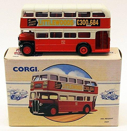Corgi Diecast Model Bus 97001 - AEC Regent PMT