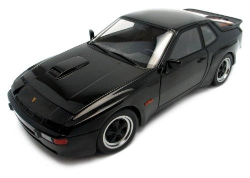 Autoart Diecast 1980 Porsche 924 Carrera GT Black 118