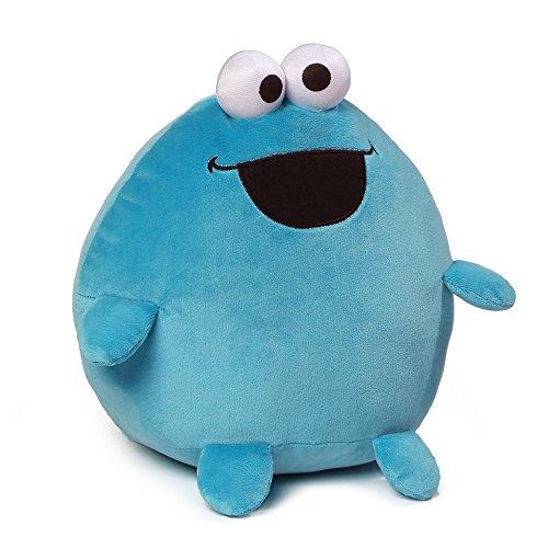 GUND Sesame Street Egg Friends Cookie Monster Plush Toy 10