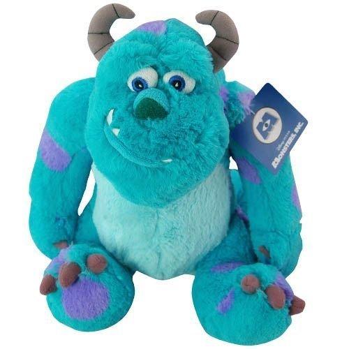 Monsters Inc Sulley Pillowtime Pal Plush Toy Disney Pixar