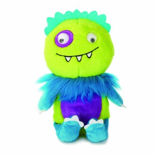 Nat and Jules Googleez Monster Plush Toy Muffles