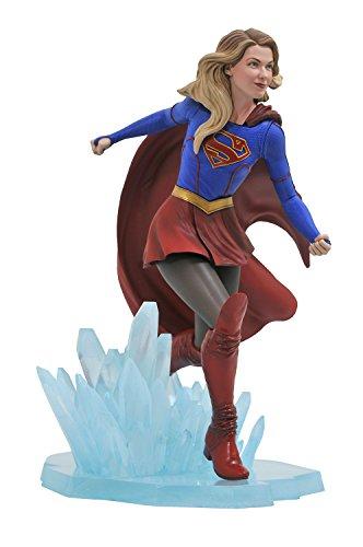 DIAMOND SELECT TOYS DC Gallery Dctv Supergirl PVC Vinyl Figure