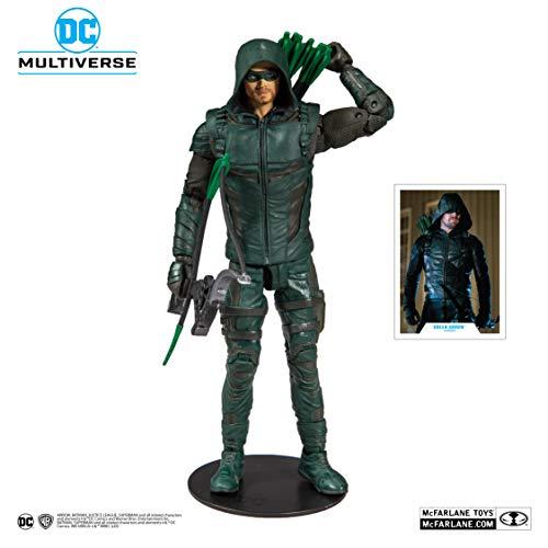 McFarlane Toys - DC Multiverse - Green Arrow Arrow Action Figure