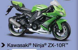 Honda CRF450R Diecast Model Motorbike