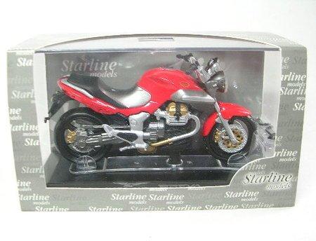 Starline Moto Guzzi Breva 1100 Diecast Model Motorbike