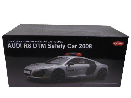 Audi R8 DTM Safety Car 2008 118 Kyosho Diecast Model