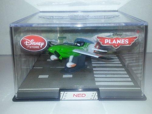 Disney PLANES - NED PLANE- Die Cast PLANE - 143 Scale