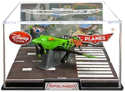 Disney PLANES - RIPSLINGER - Die Cast Plane - RIP SLINGER - 143 Scale