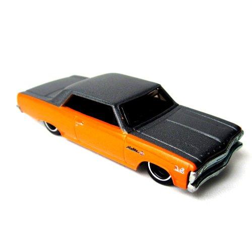 65 Chevy Malibu Garage Real Riders Hot Wheels Loose vehicle