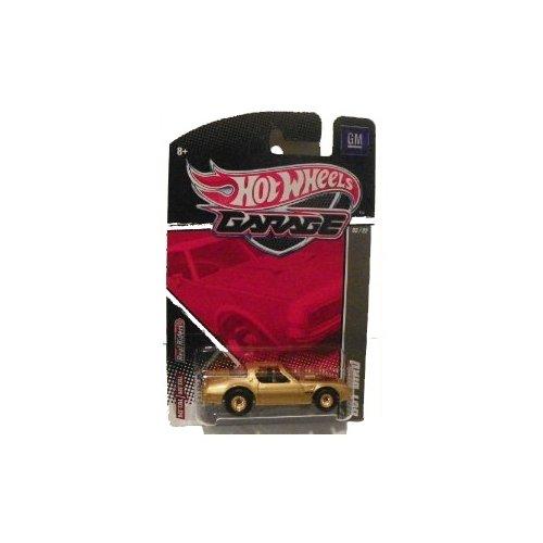 Hot Wheels Garage 2010 Hot Bird Die Cast Vehicle