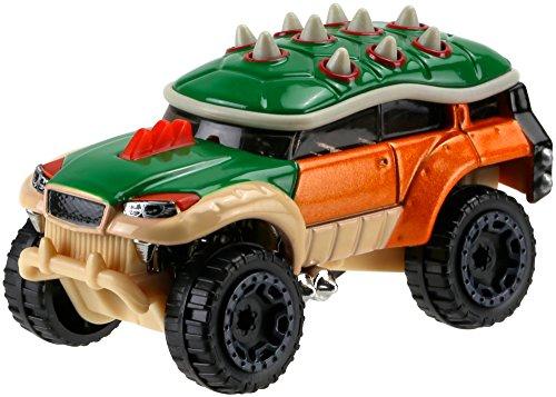 Hot Wheels Hot Wheels Mario Bros Bowser Car Vehicle