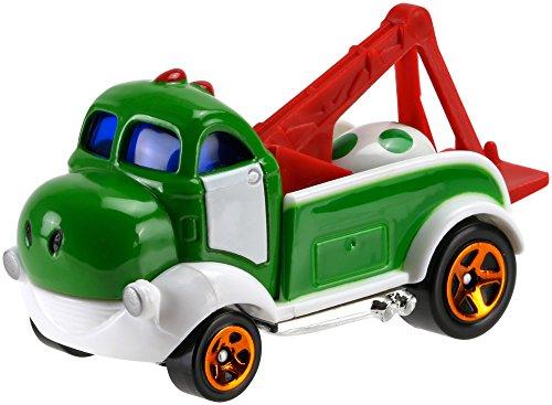 Hot Wheels Hot Wheels Mario Bros Yoshi Car Vehicle