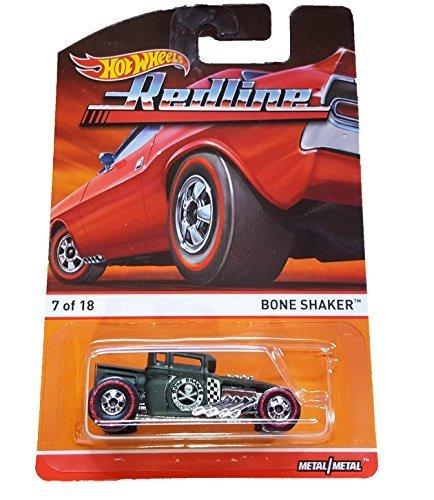 Mattel Hot Wheels Redline 718 - Bone Shaker