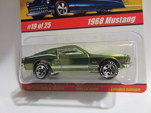 1968 Mustang Hot Wheels Classics Series 1 - Antifreeze 19 of 25
