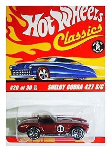 Hot Wheels Classic Series 2 Shelby Cobra 427 SC