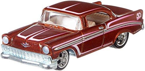 Hot Wheels 50th Anniversary Favorites 56 Chevy Vehicle