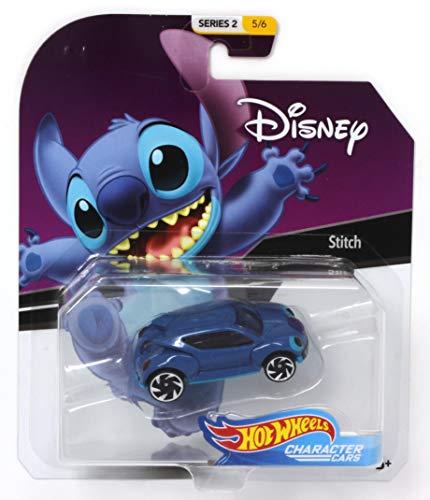 Hot Wheels Character Cars Disney Stitch Vehicle Series 2 56