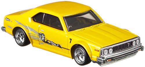 Hot Wheels Nissan Skyline R34 Vehicle