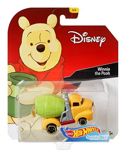 Hot Wheels Winnie The Pooh Vehicle 164 Scale