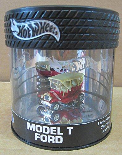 Hot Wheels Hot Rod Series Model T-Ford 17000