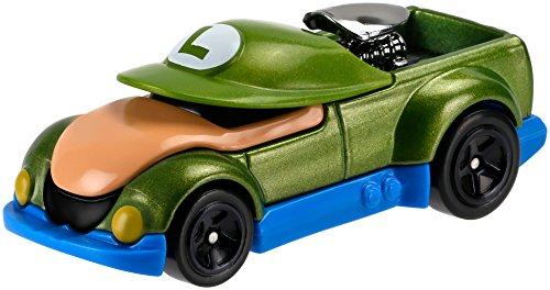 Hot Wheels Hot Wheels Mario Bros Luigi Car Vehicle
