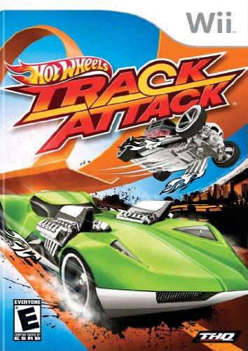Hot Wheels Track Attack - Nintendo Wii