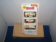 HotWheels Special Edition Little Debbie Snacks McKee Baking Vehicle Set by Mattel