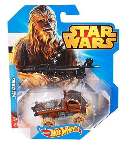Chewbacca 164 Die-cast Vehicle Star Wars x Hot Wheel Series