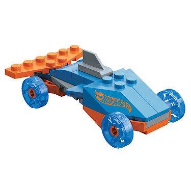 Mega Bloks Hot Wheels Series 1 Dragster 91766 -28 pcs