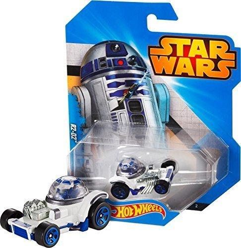 R2-D2 164 Die-cast Vehicle Star Wars x Hot Wheel Series