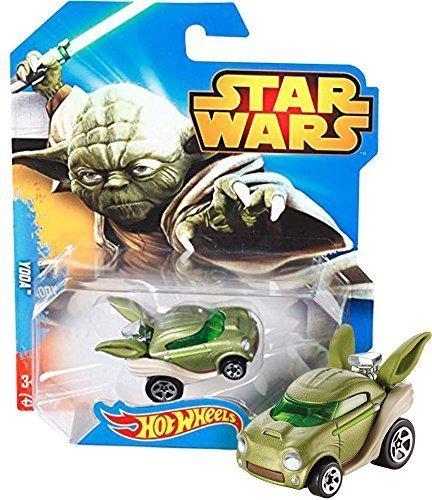 Yoda 164 Die-cast Vehicle Star Wars x Hot Wheel Series