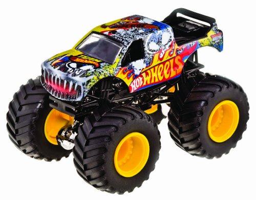 Hot Wheels Monster Jam Team Hot Wheels Die-Cast Vehicle 124 Scale