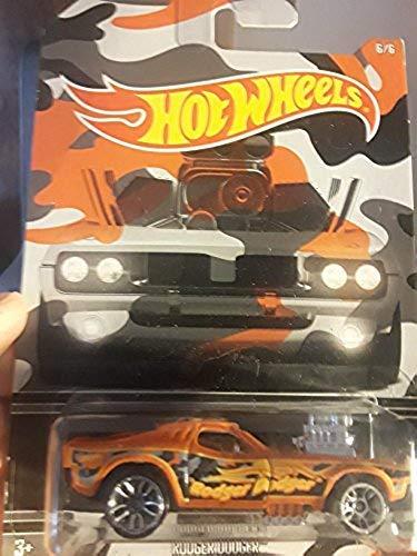 Hot Wheels 1970 Rodger Dodger