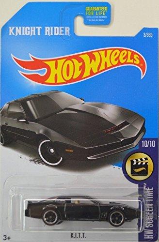 Hot Wheels 2017 HW Screen Time Knight Rider KITT 3365